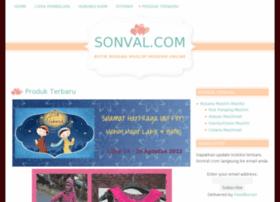 sonval.com