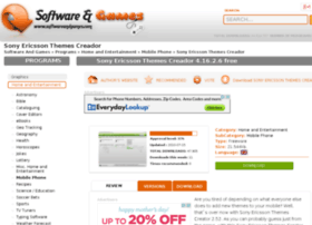 sony-ericsson-themes-creador.10001downloads.com