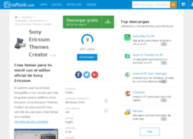 sony-ericsson-themes-creator-para-windows.softonic.com