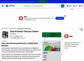 sony-ericsson-themes-creator.softonic.fr