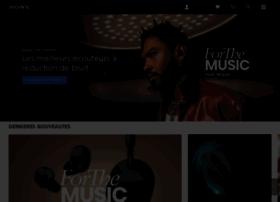 sony.fr