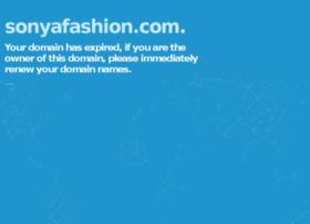 sonyafashion.com