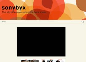 sonybyx.wordpress.com