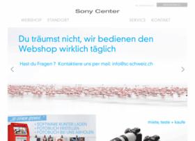 sonycenter.ch