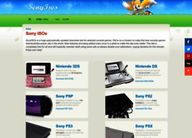 sonyisos.com
