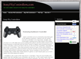 sonyps3controllers.com