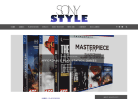 sonystyle.it