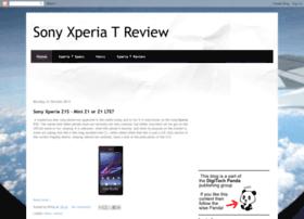sonyxperiatreview.blogspot.com