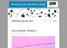 sophiaalisaali.wordpress.com