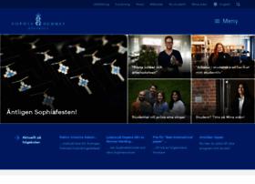 sophiahemmethogskola.se