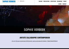 sophie-verbeek.com
