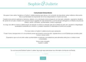 sophiejuliete.com.br