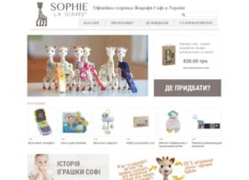 sophielagirafe.com.ua