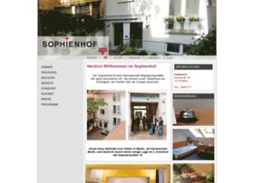 sophienhof-berlin.de