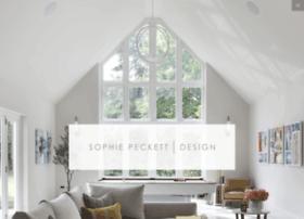 sophiepeckettdesign.com