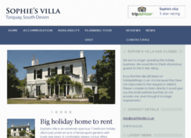 sophiesvilla.co.uk