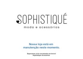 sophistiqueacessorios.com.br