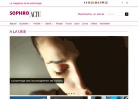 sophrologie-magazine.com