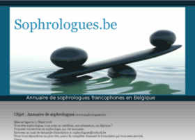 sophrologues.be