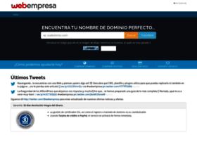 soporte.webempresa.com
