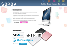 sopov.com