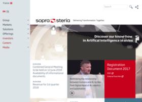 sopra-group.com