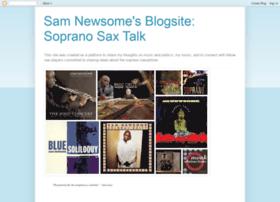 sopranosaxtalk.blogspot.in