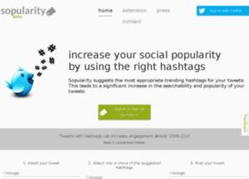 sopularity.com