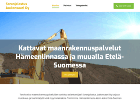 soranjalostusjaakonsaari.fi