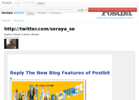 soraya.postbit.com