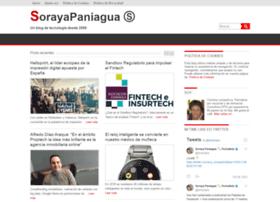 sorayapaniagua.com