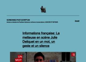 sorbonne-post-scriptum.com