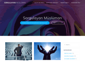sorgulayanmusluman.com