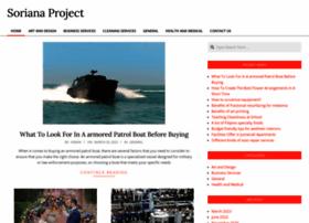 sorianaproject.com