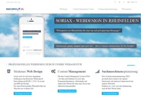soriax.com