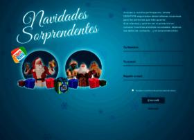 sorpresas.navidadessorprendentes.com