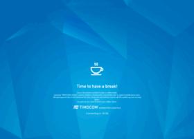 sorry.timocom.com