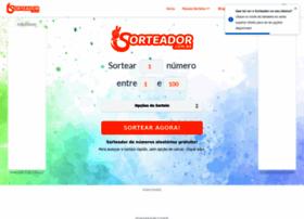 sorteador.com.br