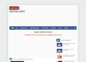 sorteioseamostrasgratis.com.br