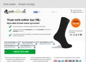 sortesokker.com