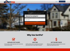 sortfix.com