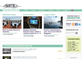 sortie-insolite.fr