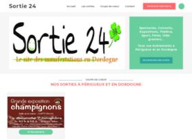sortie24.fr