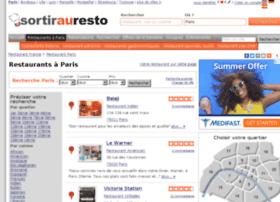 sortirauresto.com