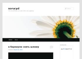 sorucyd.wordpress.com