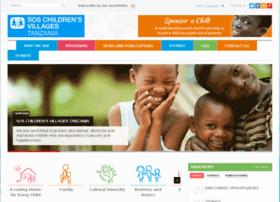 sos-childrensvillagestanzania.org