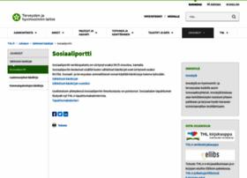 sosiaaliportti.fi