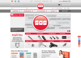 soslightbulbs.com