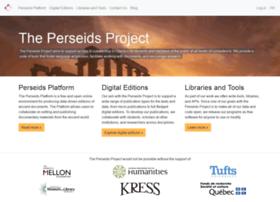 sosol.perseids.org