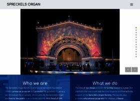 sosorgan.org